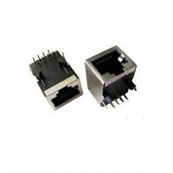 Rj45 8p Metal Shield Medium