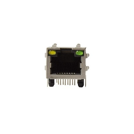 Rj45-8p With LED