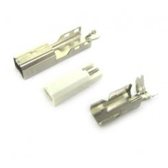 USB Type B Male Solder