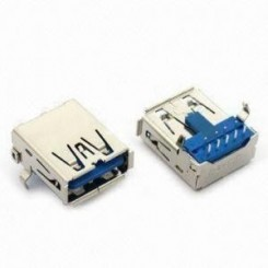 USB 3 Type FeMale Right Angle