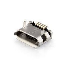 Micro USB FeMale SMD