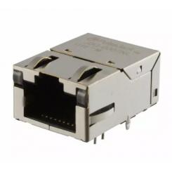 Rj45- 8p With LED & Filter J0G-0009NL