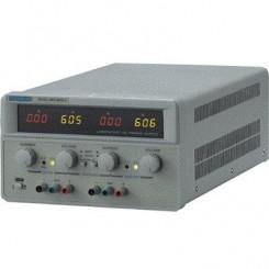 MPS6005L- منبع تغذیه دوبل 60 ولت 5 آمپر