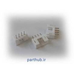 مینیاتوری نری 4 پین 2mm صاف (مستقیم)