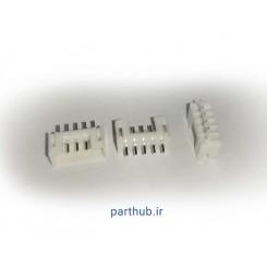 مینیاتوری نری 5 پین 2mm صاف (مستقیم)