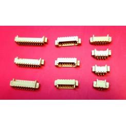 تیغه ای FH نری 5 پین SMD سری (1.25mm)