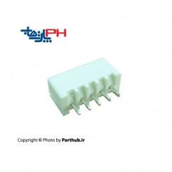 XH دزدگیری 5 پین 2.5mm استریت( صاف)