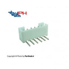 مینیاتوری (PH) 6 پین 2mm نود درجه (RA)