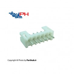 مینیاتوری (PH) 6 پین 2mm صاف (ST)