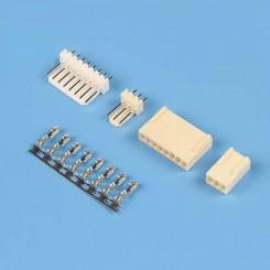 مخابراتی (2510) 2 پین 2.54mm صاف (ST)