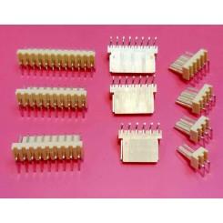 مخابراتی (2510) 6 پین 2.54mm نود درجه (RA)
