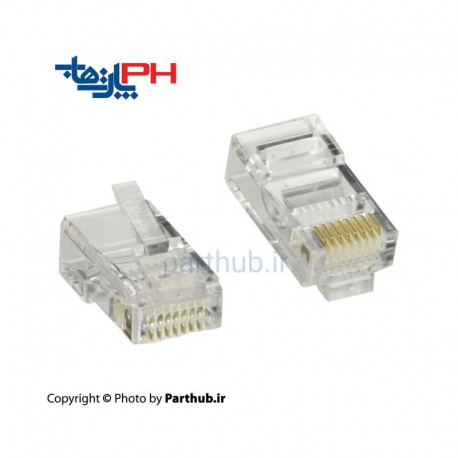 Rj45 Plug 8p8c CAT5