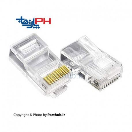 male Rj45 Plug 10p10c