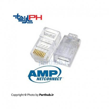 Rj45 Plug 8p8c CAT5 amp
