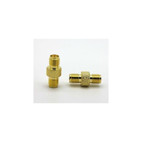 SMA MALE TO MALE RF Connector Adapter