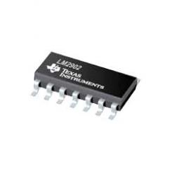 LM2902D Amplifier