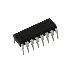 IN74HC4051AN Analog Multiplexer Demultiplexer