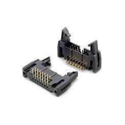 PHL قفلدار 2*7 (14 پین) 2.56mm رایت انگل