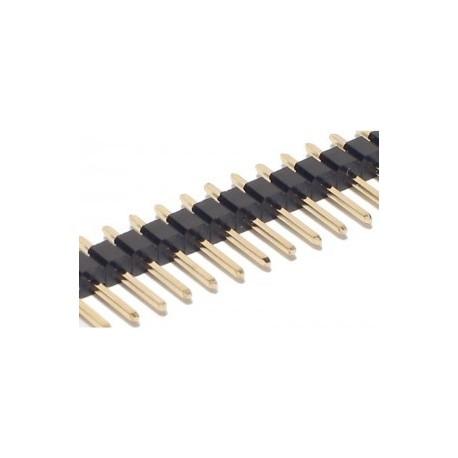 پین هدر نری 1x40 استریت 2.54mm