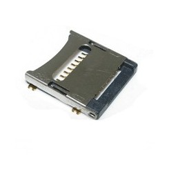 سوکت Micro SD با درب فلزی