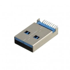 USB 3 Type Male SMD