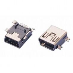 Mini USB B Type FeMale SMD