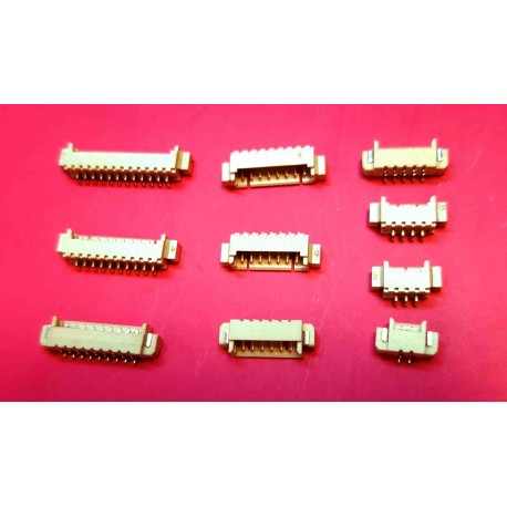 تیغه ای FH نری 2 پین SMD سری (1.25mm)