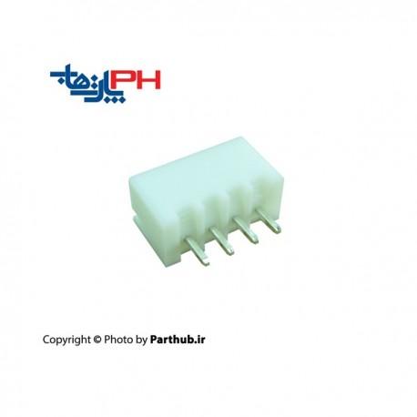 دزدگیری (XH) 4 پین 2.5mm استریت (صاف)
