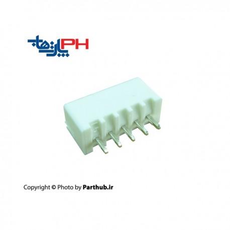 دزدگیری (XH) 5 پین 2.5mm استریت( صاف)