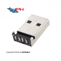 USB2.0 Type A Male Right Angle