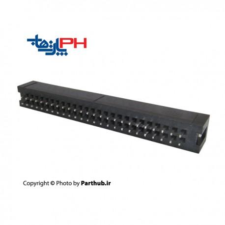 هدر باکس 2x25 (50 پین) 1.27mm