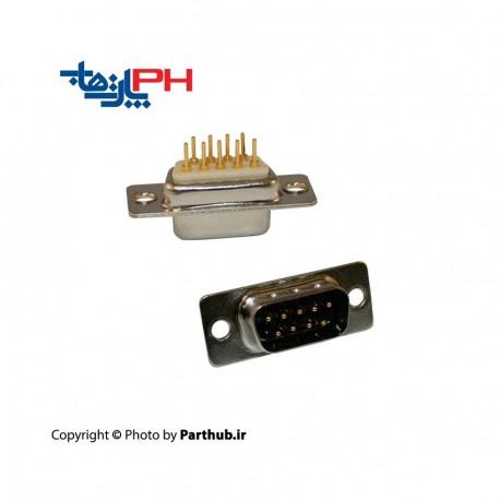 D-Sub machine pin Male