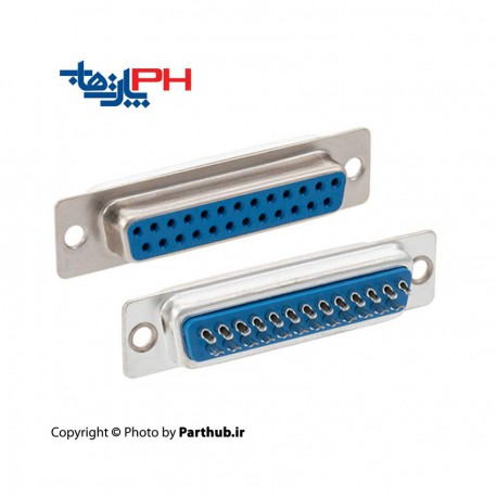 D-Sub Solder 25 Pin female
