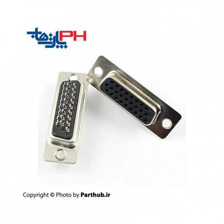 D-Sub Solder 26 Pin female
