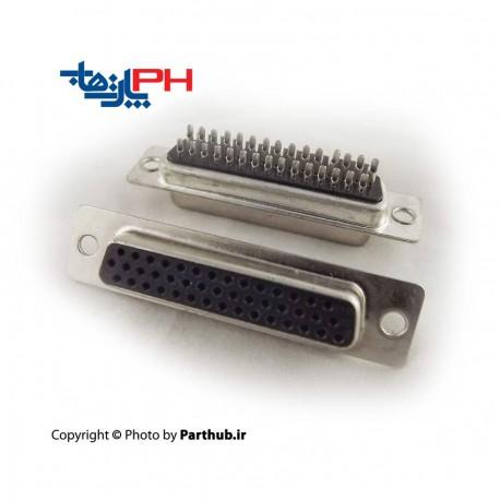 D-Sub Solder hd 44 Pin Male