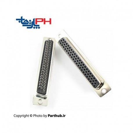 D-Sub Solder 62 Pin female