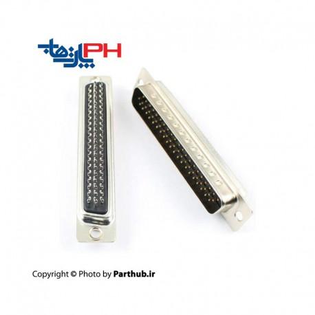 D-Sub Solder hd 62 Pin Male