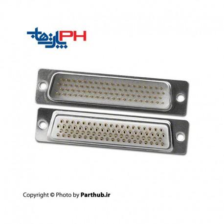 D-Sub Solder hd 78 Pin Male