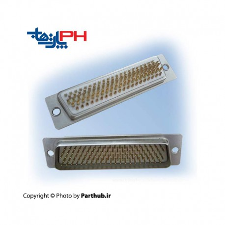 D-Sub machine pin Male 5 row