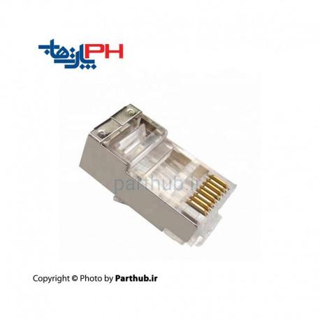 Rj45 Plug CAT5 metal shield