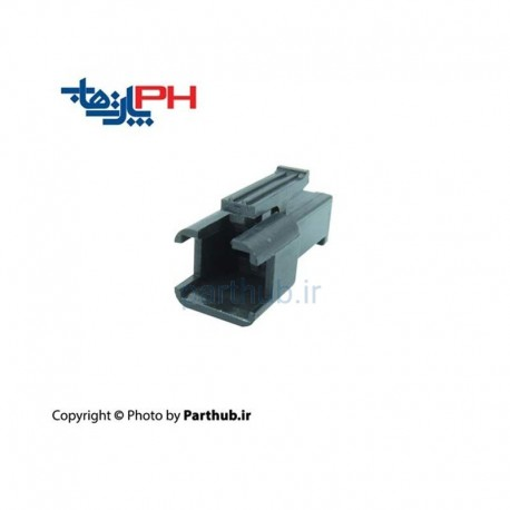 کانکتور بین راهی 2 پین (SM) 2.5mm