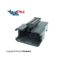 کانکتور بین راهی (SM) نر 4 پین 2.5mm