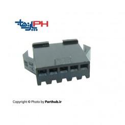 کانکتور بین راهی (SM) ماده 5 پین 2.5mm