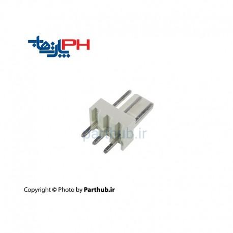 مخابراتی (2510) 3 پین 2.54mm صاف (ST)