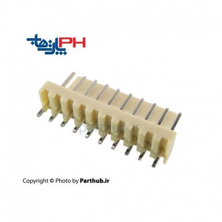 مخابراتی (2510) 10 پین 2.54mm صاف (ST)