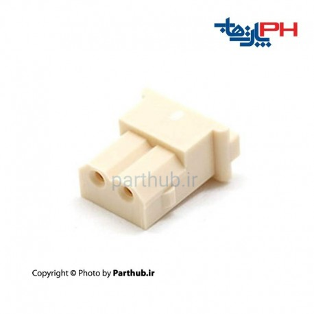 کانکتور پین گرد (5264) ماده 2 پین 2.5mm