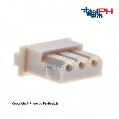 کانکتور پین گرد (5264) ماده 3 پین 2.5mm