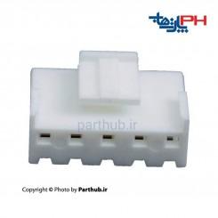 کانکتور پاور قفل دار (VH) ماده 5 پین 3.96mm