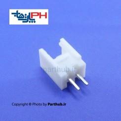 مینیاتوری قفل دار (HY) نر 2 پین 2mm صاف (ST)