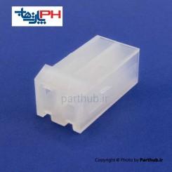 کانکتور پاور بدون قفل (CH) ماده 2 پین 3.96mm